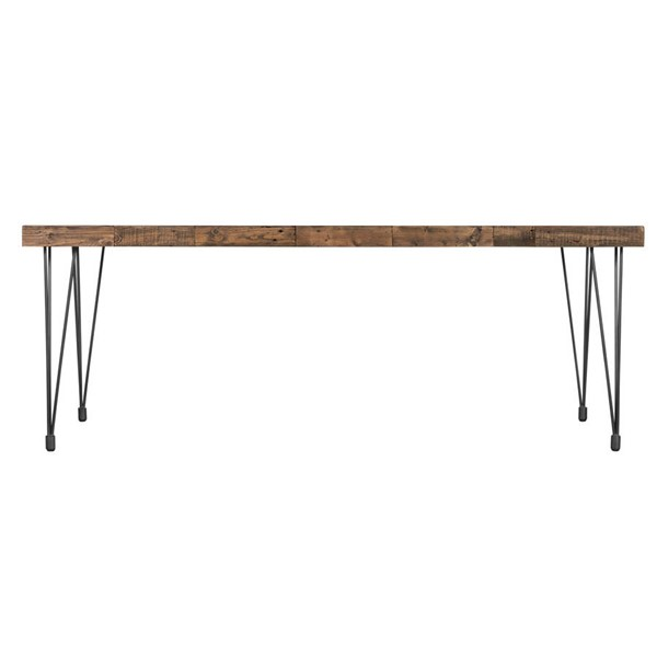 Castle Designs Boneta Natural Dining Table CTL-XA-1032-24