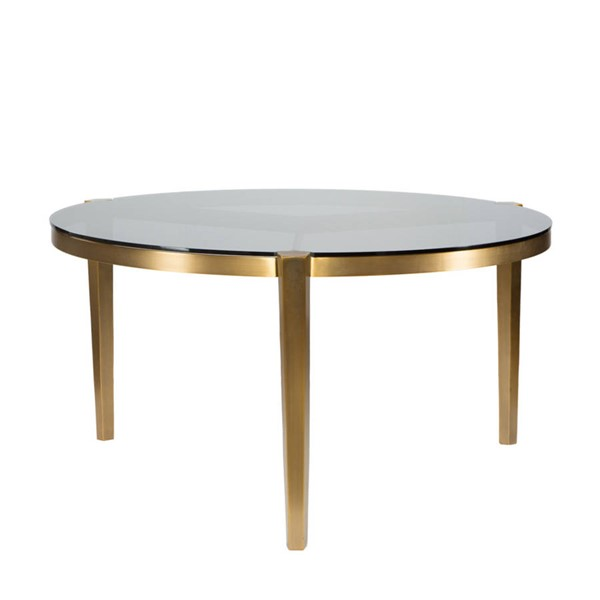 Curations Milano Round Dining Table CUR-1000-0002