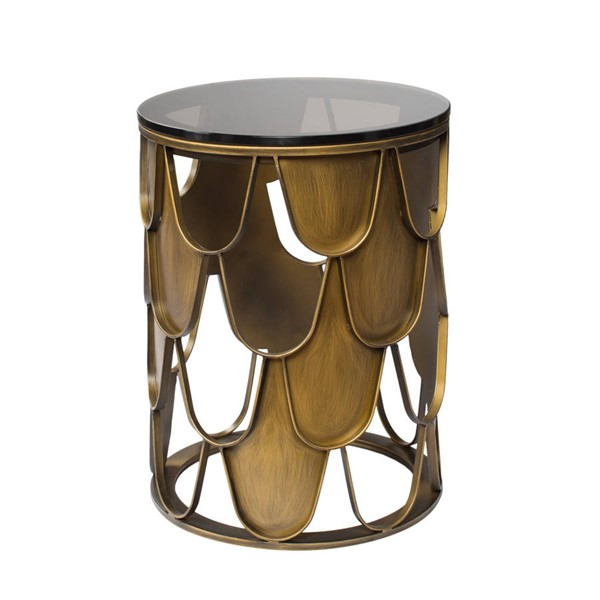Curations Moscow Side Table CUR-1000-1021