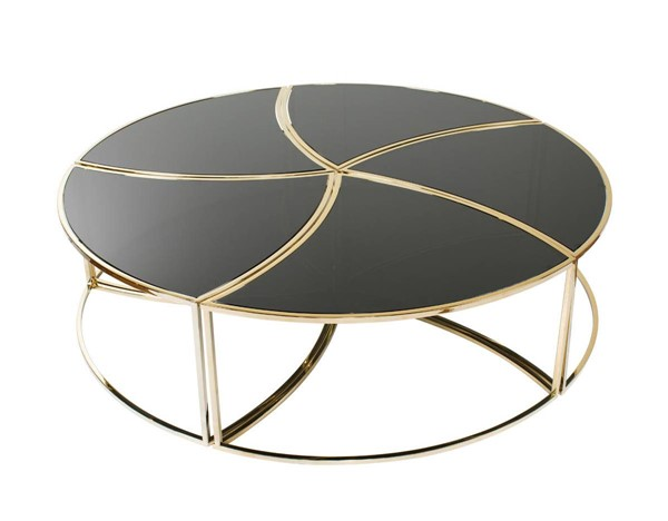 Curations Flower Coffee Table CUR-1001-1012