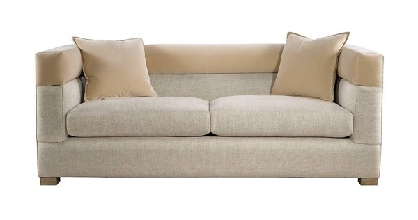 Curations Modena Beige Sofa CUR-7842-0040