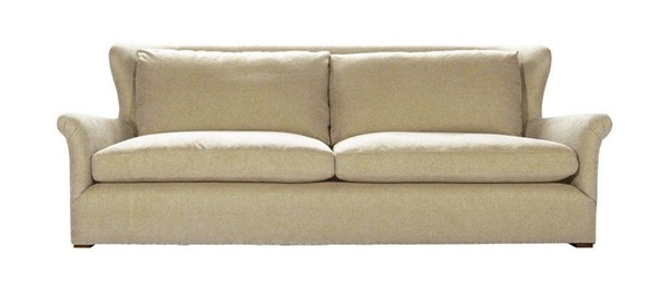 Curations Winslow Beige Fabric Sofa CUR-7842-1107-A015