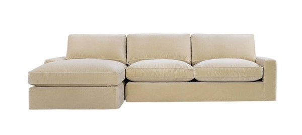 Curations Mons Beige LAF Sectional CUR-7843-0010-LAF