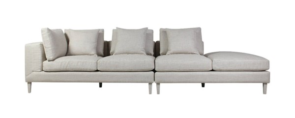 Curation Dona Beige Linen RAF Sectional CUR-7843-3003-RAF