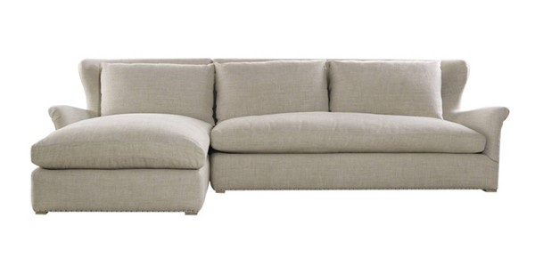 Curations Winslow Beige LAF Sectional CUR-7843-3101-LAF