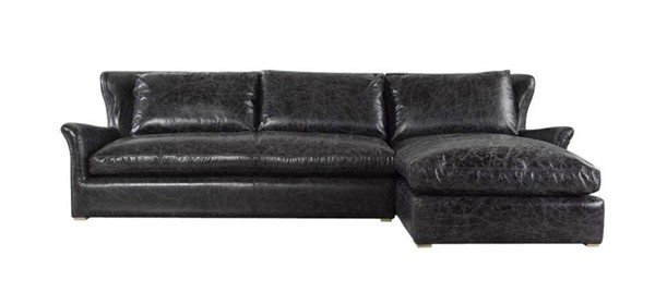 Curations Winslow Black RAF Sectional CUR-7843-3104-RAF
