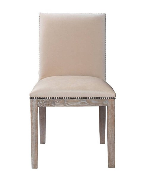 2 Curations Pavia Beige Chairs CUR-8826-0029