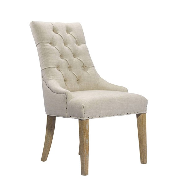 Curation Albert Beige Arm Chairs CUR-8826-1006-DC-VAR