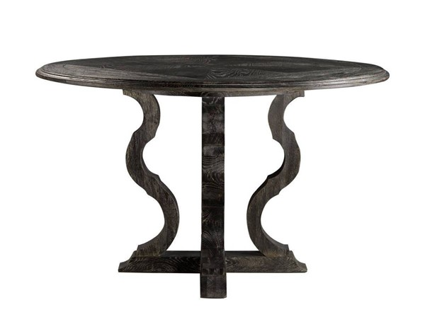 Curations Kensington Black Weathered Oak Table CUR-8831-1007