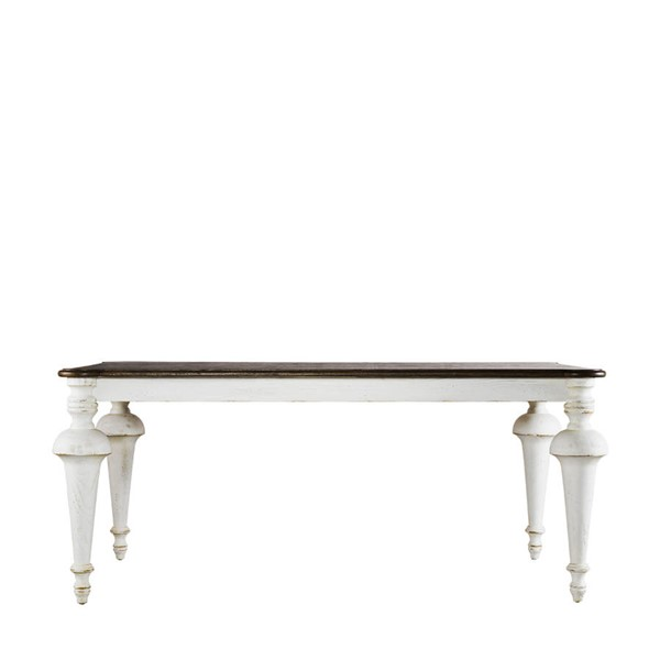 Curations Milton Weathered Oak Small Table CUR-8831-2207-S