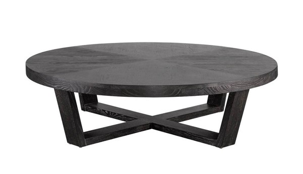 Curations Turin Weathered Oak Coffee Table CUR-8832-0010-E887
