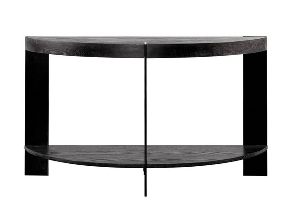 Curations Geneva Black Console Table CUR-8833-0023