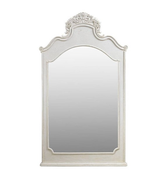 Curations Istres White Mirror CUR-9100-2180