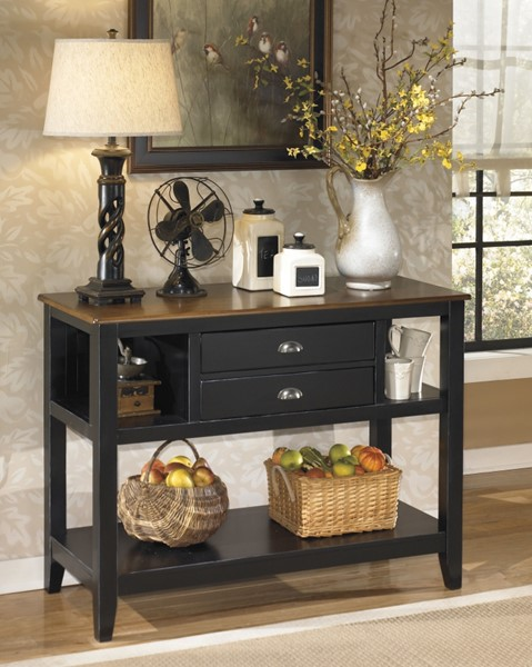 Ashley Furniture Owingsville Dining Server The Classy Home