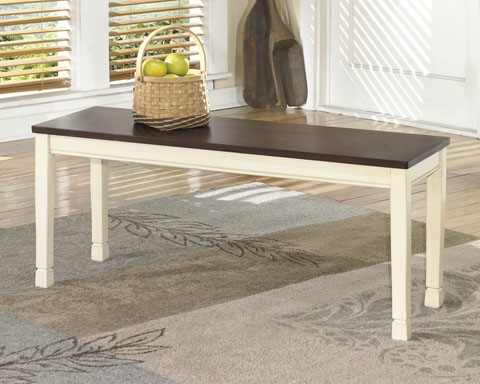 Ashley Furniture Whitesburg Large Dining Room Bench The