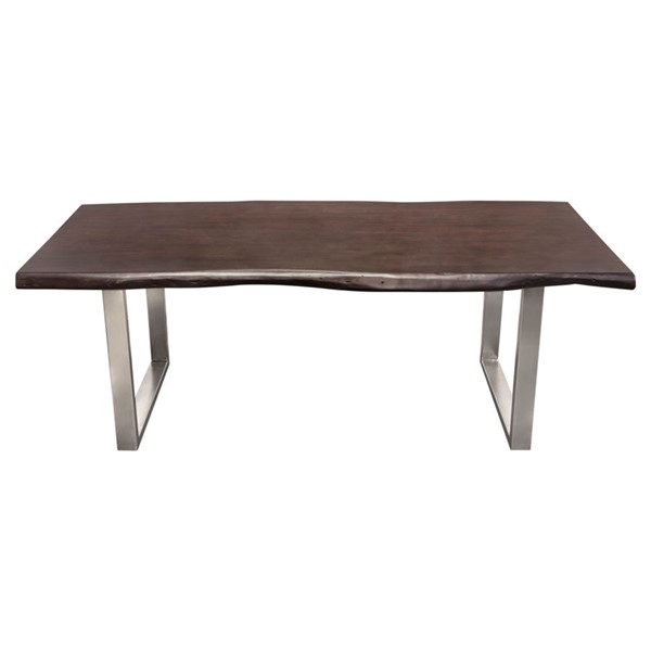 Diamond Sofa Bowen Espresso Dining Table DMND-BOWENDTES