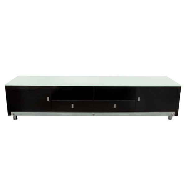 Diamond Sofa K99 MDF 83 Inch Entertainment Cabinets DMND-K99TV-TV-STN-VAR