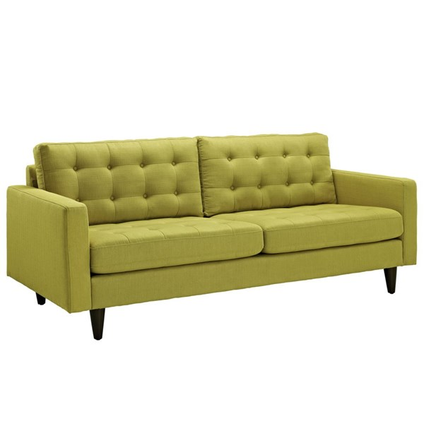 Modway Furniture Empress Wheatgrass Upholstered Sofa EEI-1011-WHE