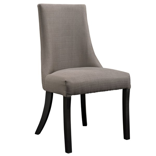 Modway Furniture Reverie Gray Dining Side Chair EEI-1038-GRY