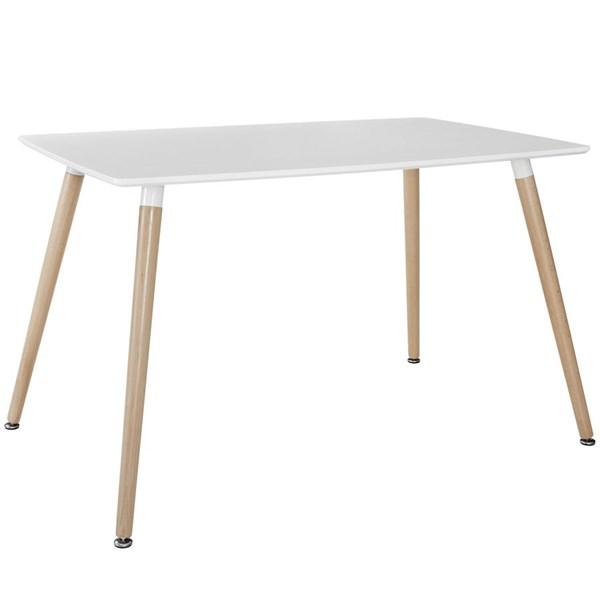 Modway Furniture Field Dining Table EEI-1056-WHI