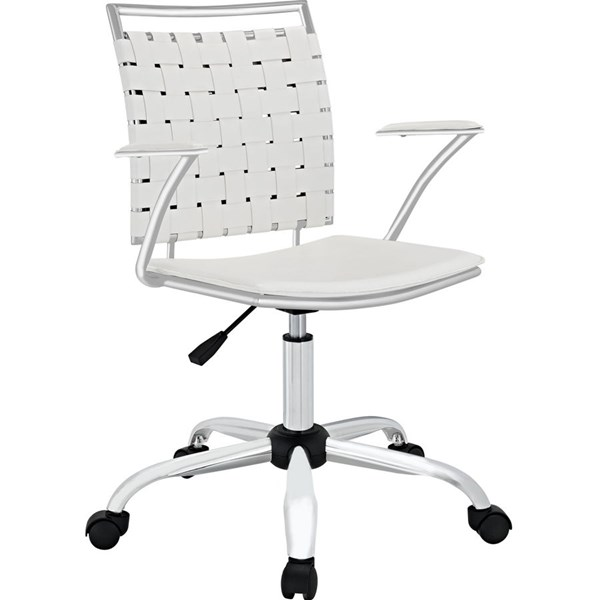 Modway Furniture Fuse White Office Chair EEI-1109-WHI