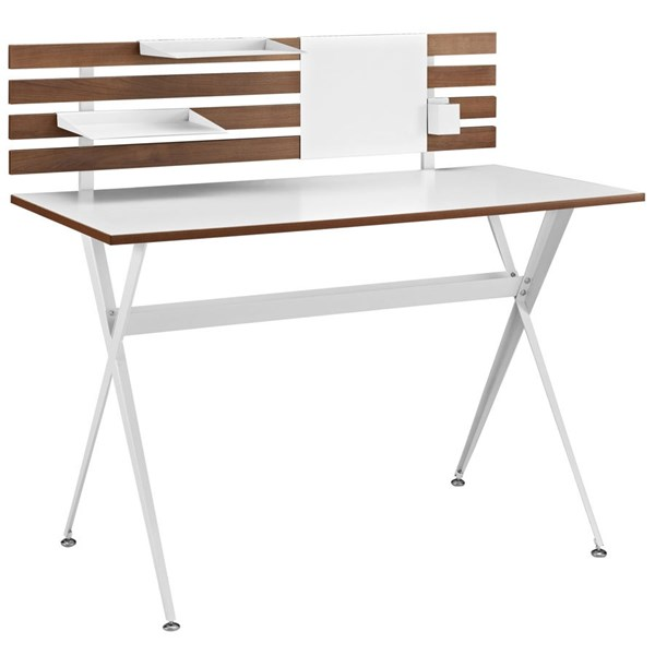 Modway Furniture Knack Office Desk EEI-1326-CHR