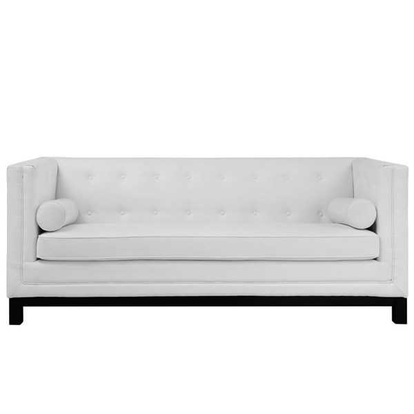 Modway Furniture Imperial White Sofa EEI-1421-WHI