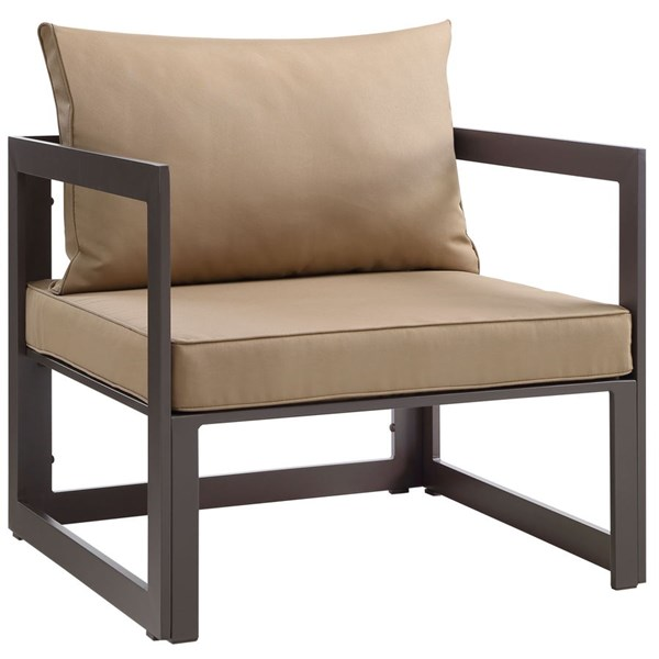 Modway Furniture Fortuna Outdoor Patio Armchairs EEI-1517-OS-CH-VAR