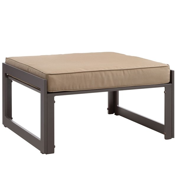 Modway Furniture Fortuna Outdoor Patio Ottomans EEI-1521-OS-OT-VAR