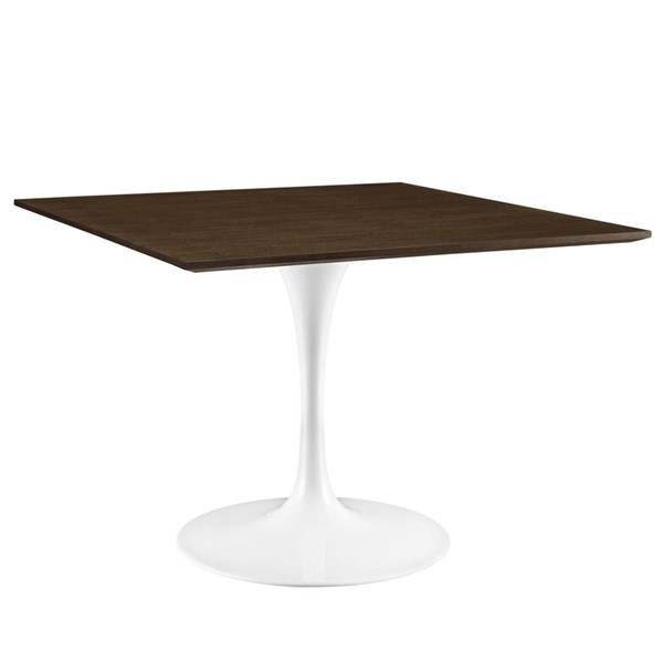 Modway Furniture Lippa 40 Inch Dining Table EEI-1643-WAL