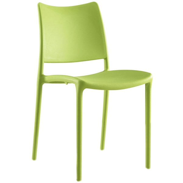 Modway Furniture Hipster Green Dining Side Chair EEI-1703-GRN
