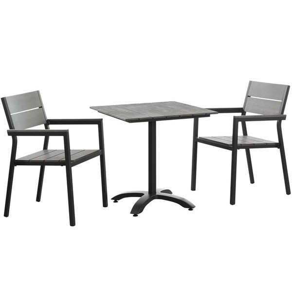 Modway Furniture Maine 3pc Outdoor Dining Sets EEI-1759-OD-DS-VAR