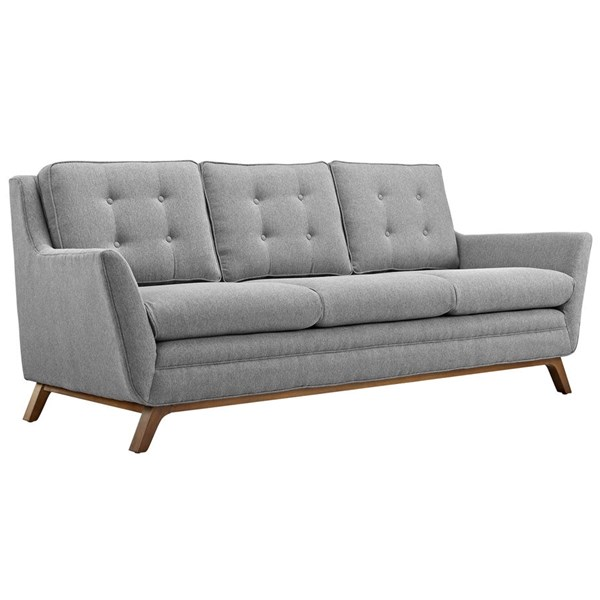 Modway Furniture Beguile Expectation Gray Sofa EEI-1800-GRY