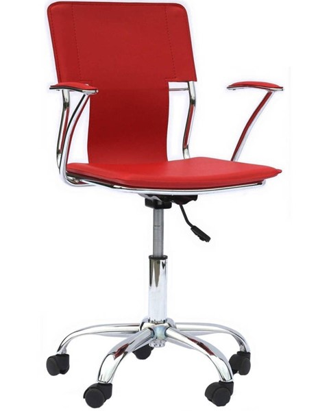Modway Furniture Studio Red Office Chair EEI-198-RED