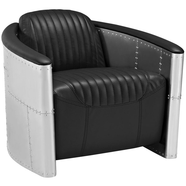 Modway Furniture Visibility Lounge Chair EEI-2071-BLK