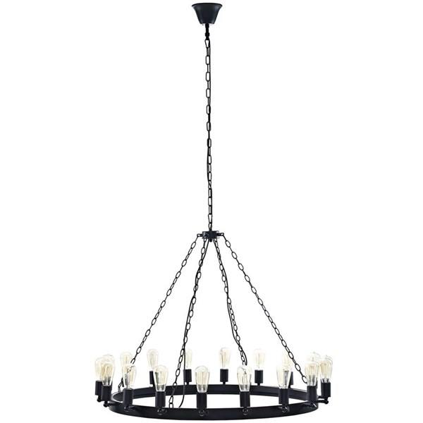 Modway Furniture Teleport 43 Inch Chandelier EEI-2117-BRN