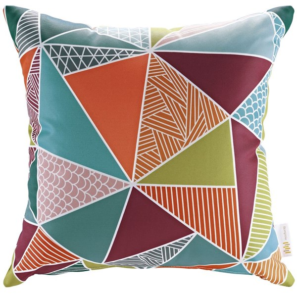 Modway Furniture Mosaic Outdoor Patio Pillows EEI-2401-MOS-VAR