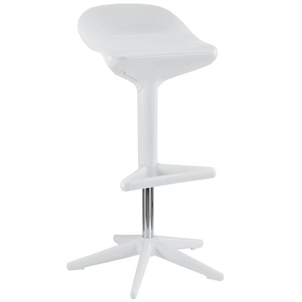 Modway Furniture Flare Bar Stool EEI-218-WHI
