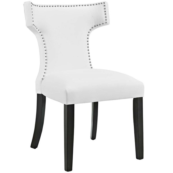 Modway Furniture Curve White Dining Chair EEI-2220-WHI
