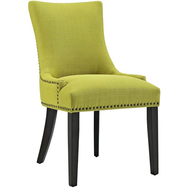 Modway Furniture Marquis Wheatgrass Fabric Dining Chair EEI-2229-WHE