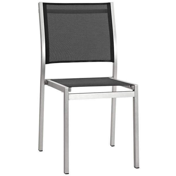 Modway Furniture Shore Outdoor Patio Aluminum Side Chairs EEI-2259-ODCH-VAR