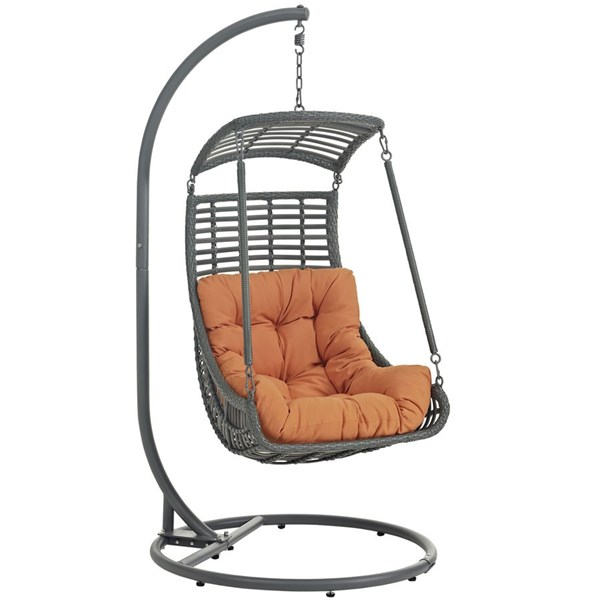 Modway Furniture Jungle Outdoor Swing Chairs EEI-2274-OS-CH-VAR