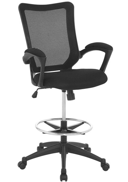 Modway Furniture Project Drafting Chair EEI-2287-BLK