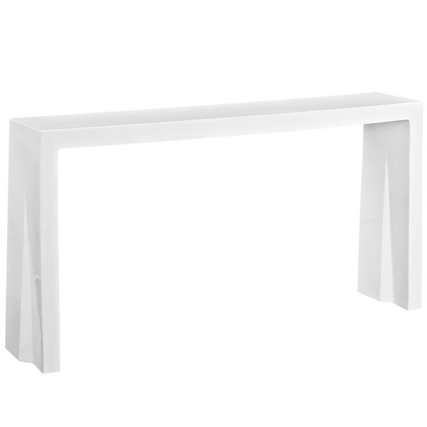 Modway Furniture Wash Console Table EEI-2317-WHI