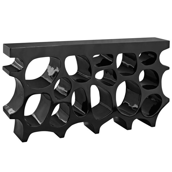 Modway Furniture Wander Black Medium Stand EEI-2322-BLK