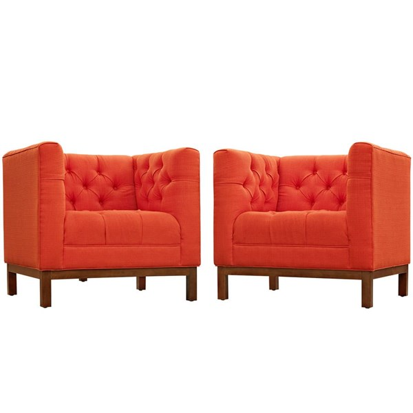 Modway Furniture Panache 2pc Living Room Sets EEI-2436-S-VAR