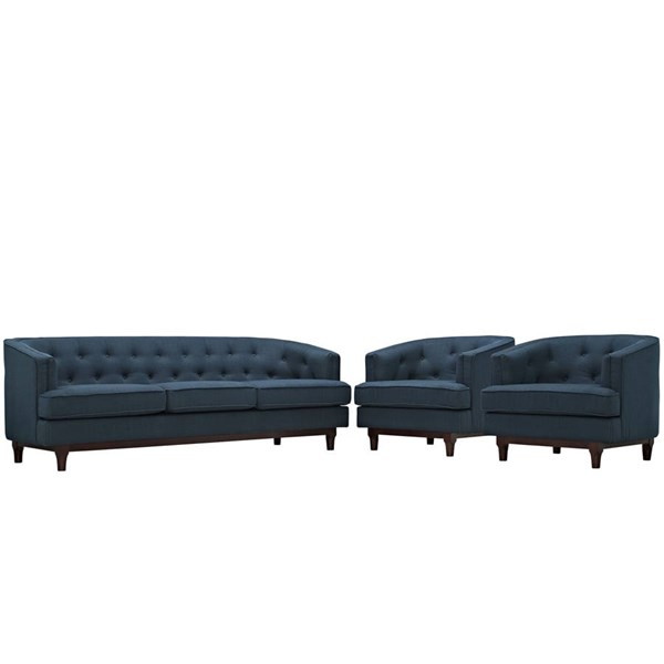 Modway Furniture Coast 3pc Living Room Sets EEI-2448-SET-VAR