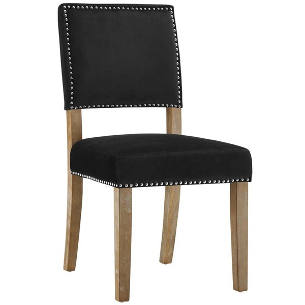 Modway Furniture Oblige Black Dining Chair EEI-2547-BLK