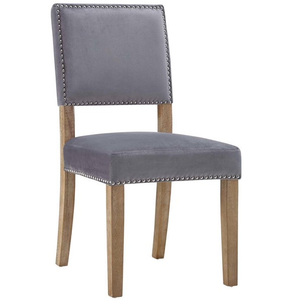 Modway Furniture Oblige Gray Dining Chair EEI-2547-GRY