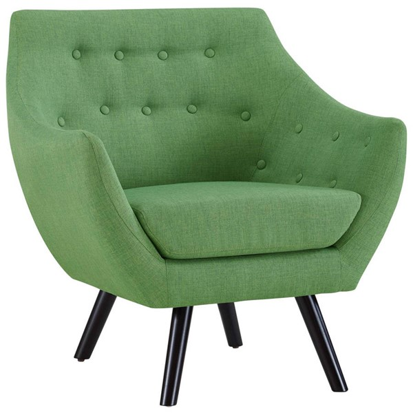 Modway Furniture Allegory Green Armchair EEI-2549-GRN